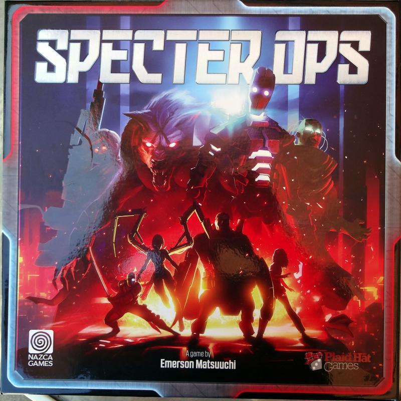 настольная игра Specter Ops Spectre Ops