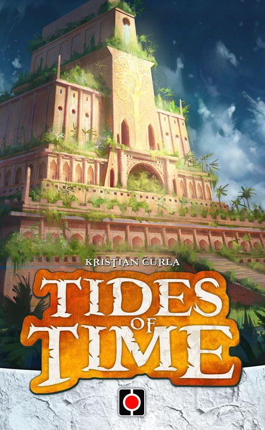 настольная игра Tides of Time Приливы времени