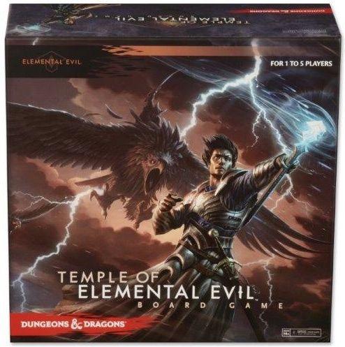 настольная игра Dungeons & Dragons: Temple of Elemental Evil Board Game Dungeons & Dragons: Temple of Elemental Evil Настольная игра