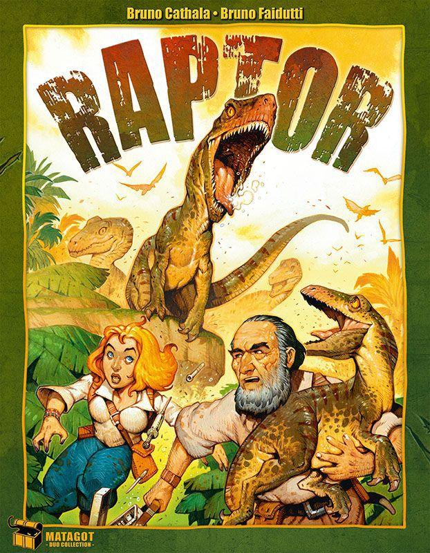 настольная игра Raptor
