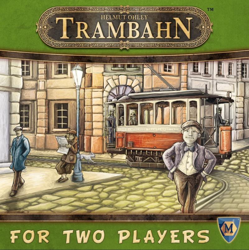 настольная игра Trambahn