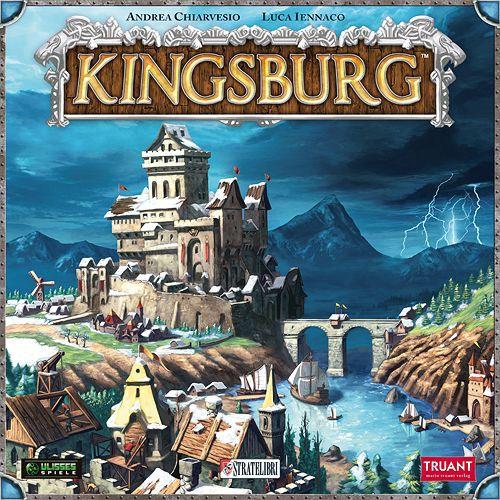 настольная игра Kingsburg