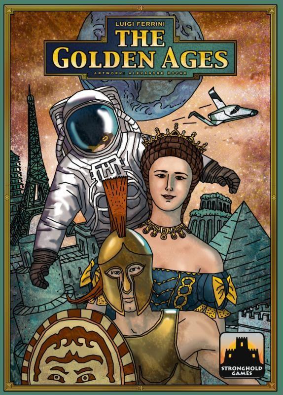 настольная игра The Golden Ages Золотые Века