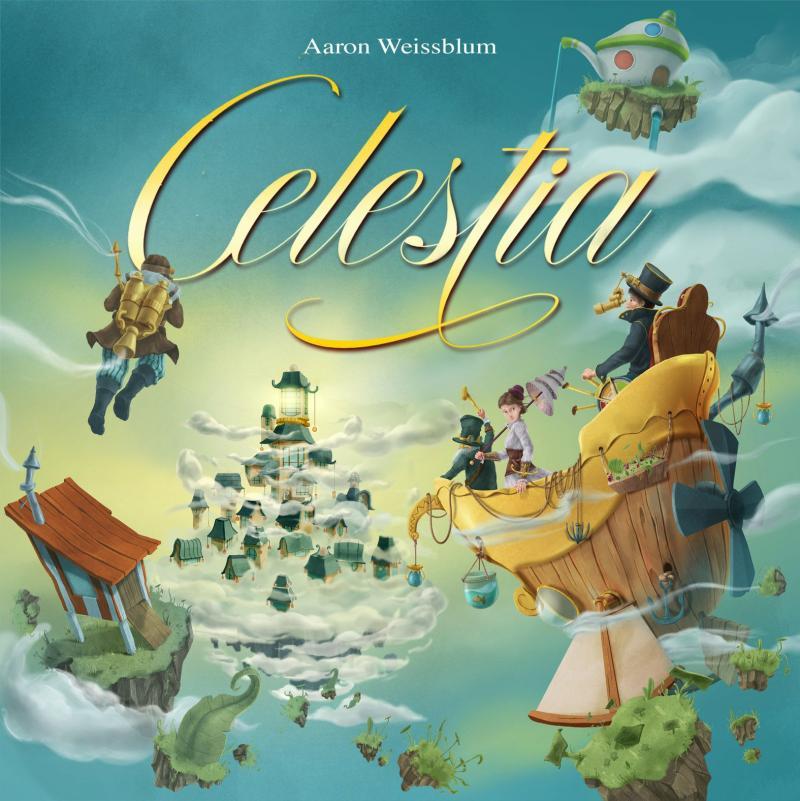 настольная игра Celestia