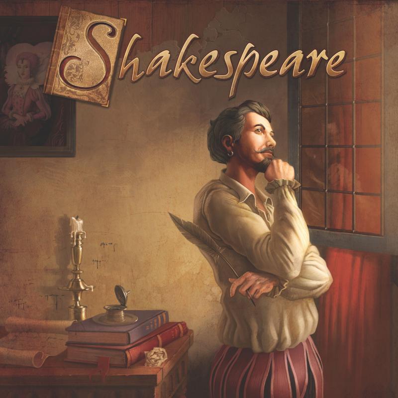 настольная игра Shakespeare Шекспир