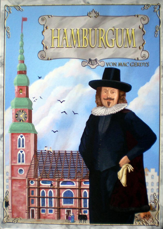 настольная игра Hamburgum