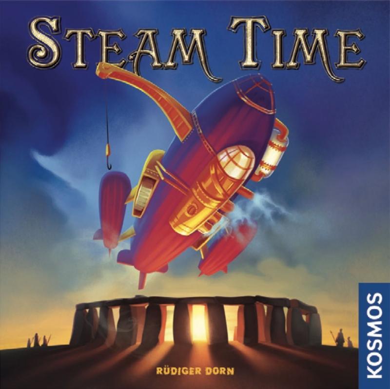 настольная игра Steam Time