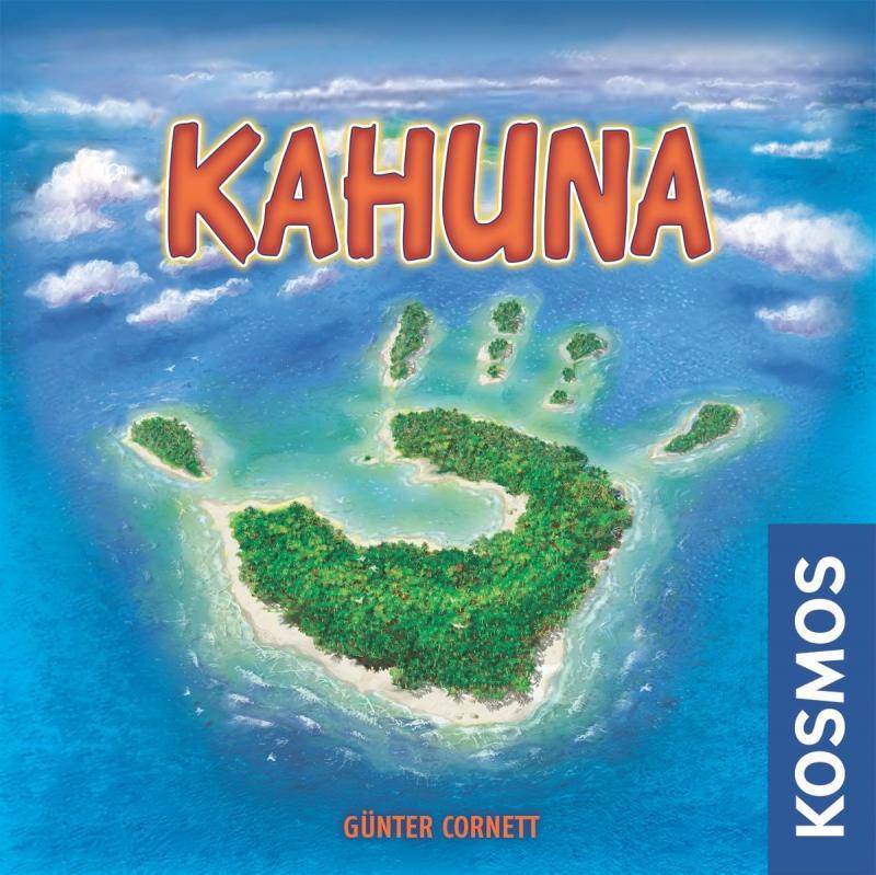 настольная игра Kahuna Кахуна