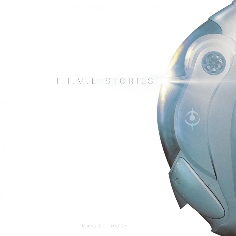 настольная игра T.I.M.E Stories ВРЕМЯ Истории