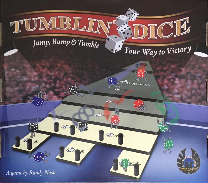 настольная игра Tumblin-Dice