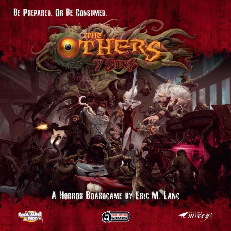 настольная игра The Others Другие