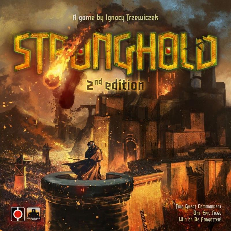 настольная игра Stronghold (2nd edition) Крепость (2-е издание)
