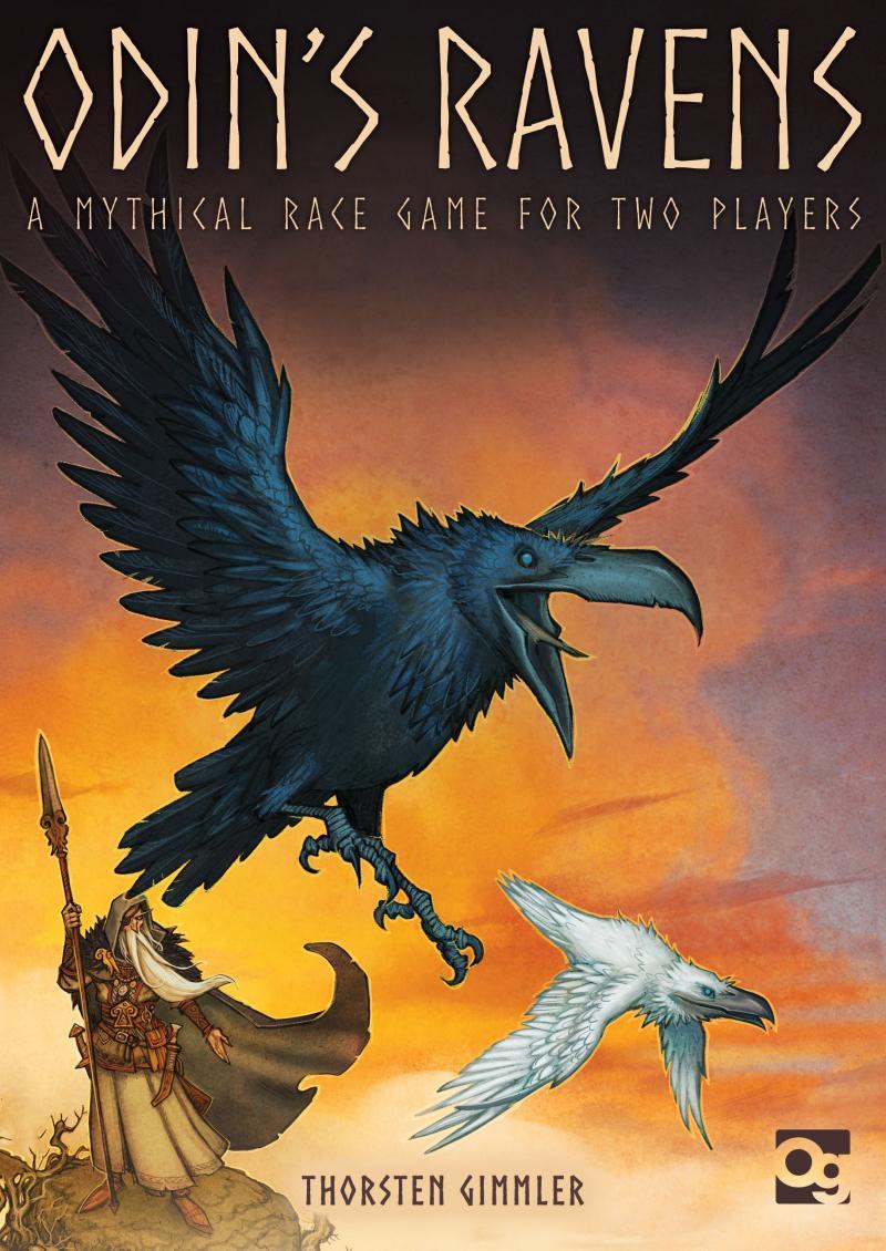 настольная игра Odin's Ravens (Second Edition) Вороны Одина (второе издание)