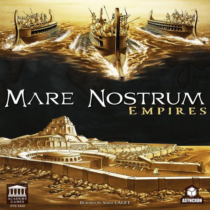 настольная игра Mare Nostrum: Empires Маре Нострум: империи
