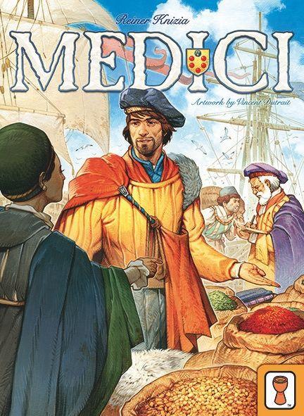 настольная игра Medici