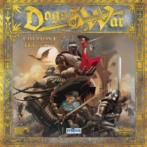 настольная игра Dogs of War Собаки войны