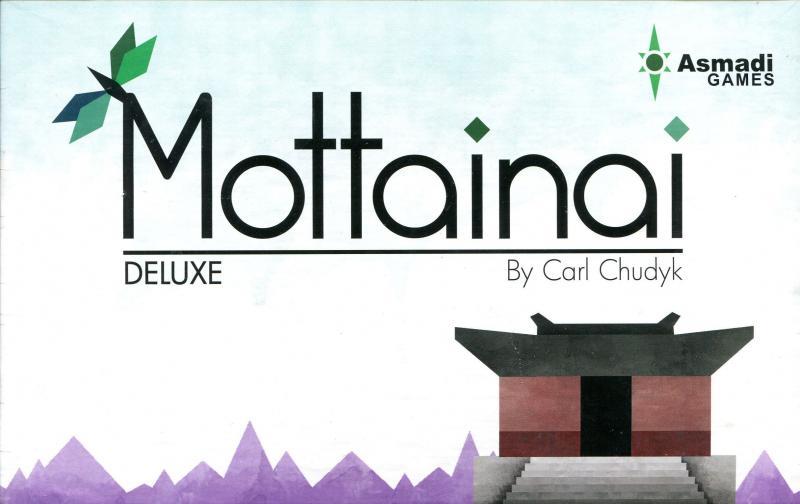 настольная игра Mottainai