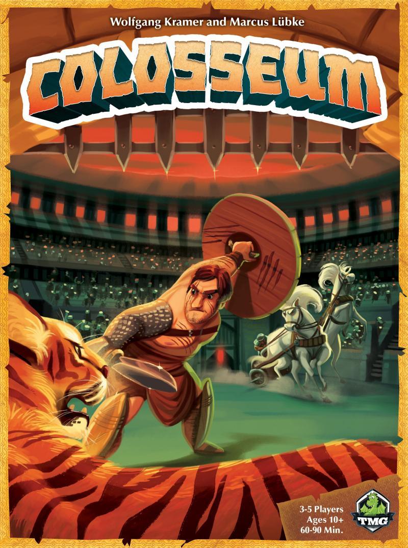 настольная игра Colosseum Колизей