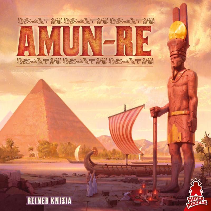 настольная игра Amun-Re Амон-Re