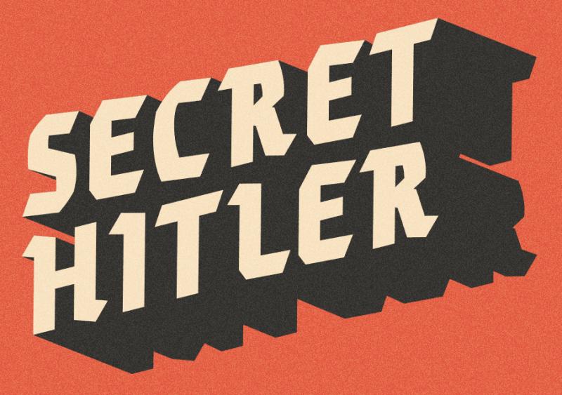 настольная игра Secret Hitler Тайный Гитлер