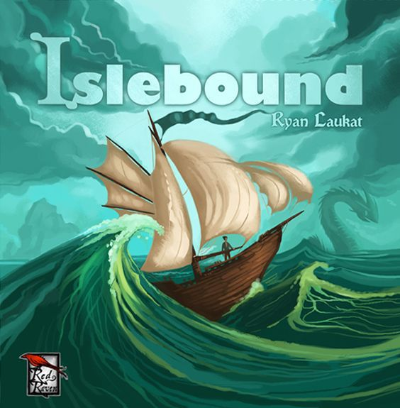 настольная игра Islebound