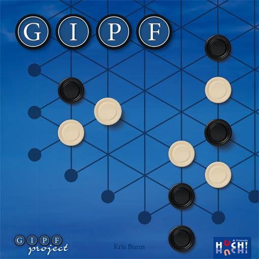 настольная игра GIPF Gipf