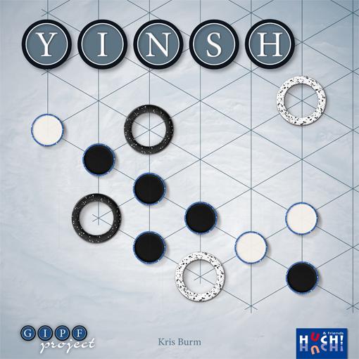 настольная игра YINSH