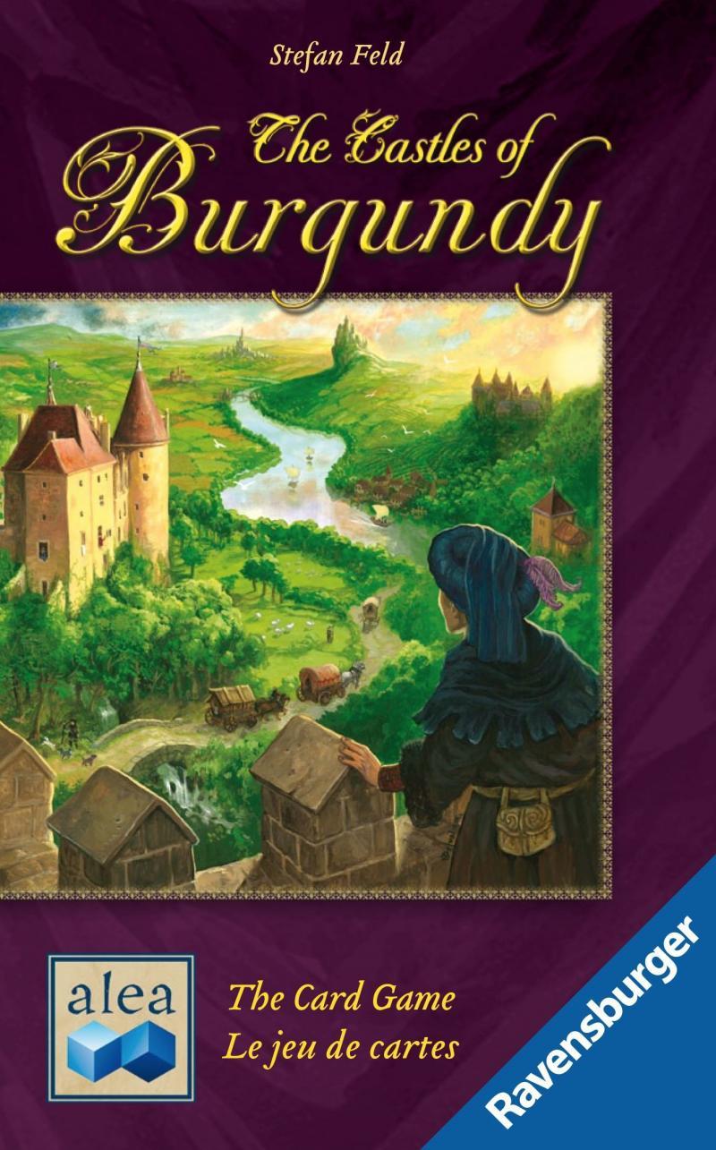 настольная игра The Castles of Burgundy: The Card Game Замки Бургундии: карточная игра