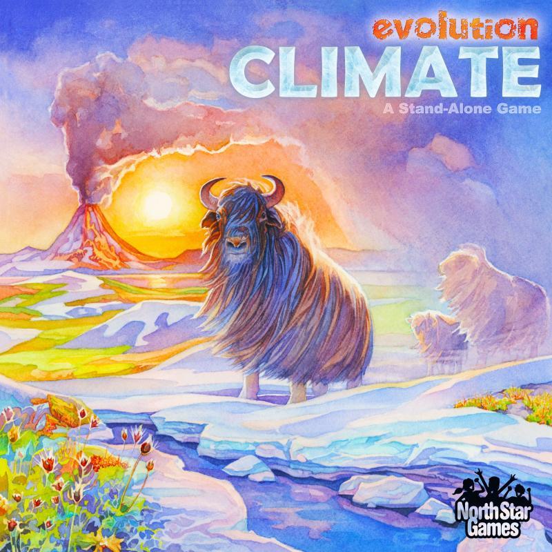 настольная игра Evolution: Climate Эволюция: Климат