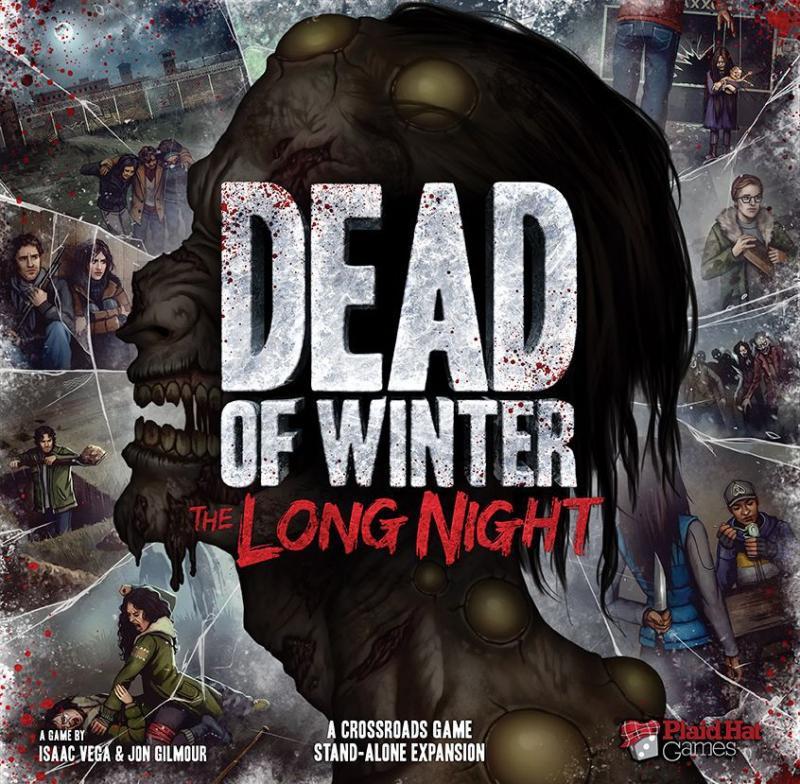 настольная игра Dead of Winter: The Long Night Мертвые зимы: долгая ночь