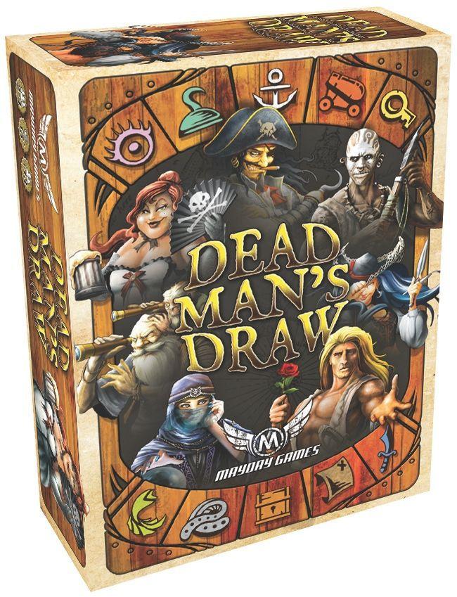 настольная игра Dead Man's Draw Ничья мертвеца