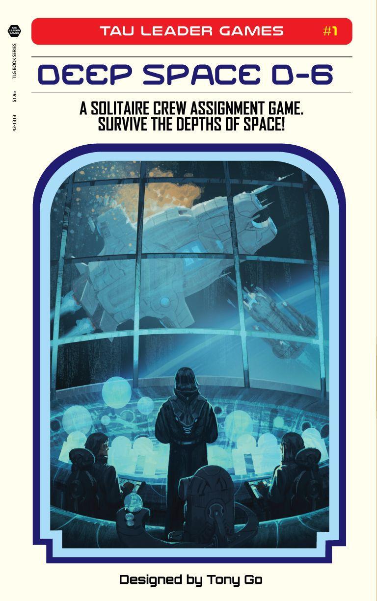 настольная игра Deep Space D-6