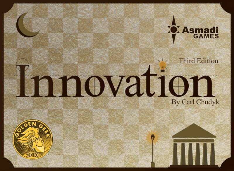 настольная игра Innovation Новаторство