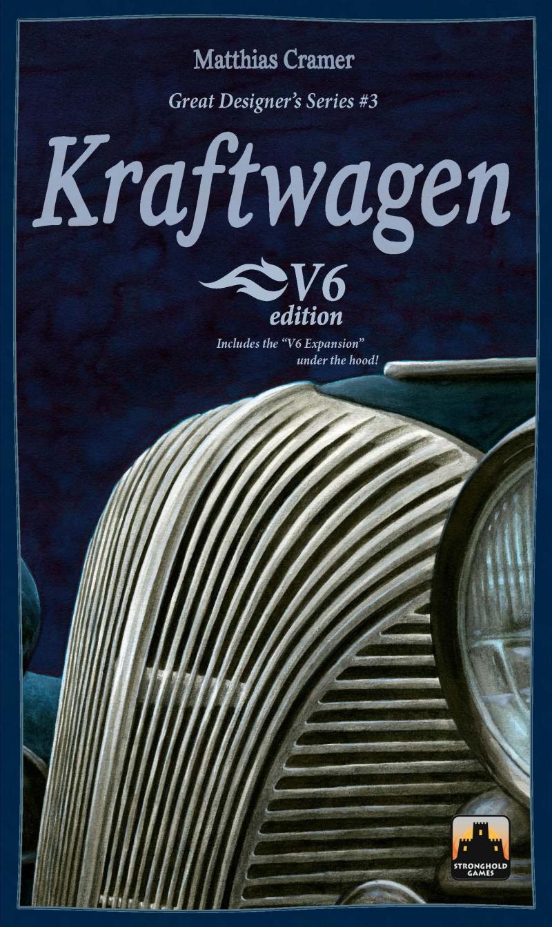 настольная игра Kraftwagen