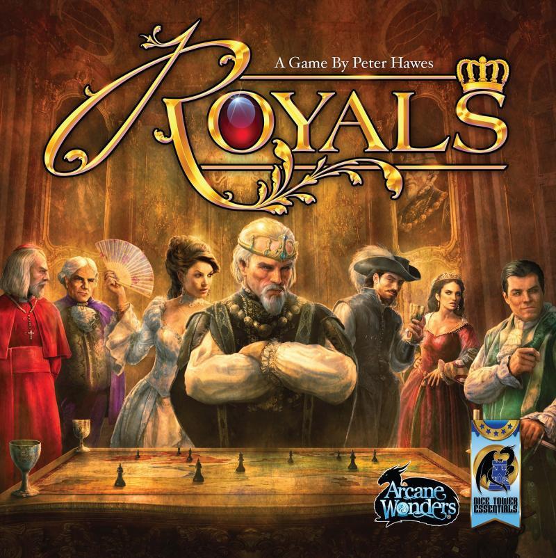настольная игра Royals