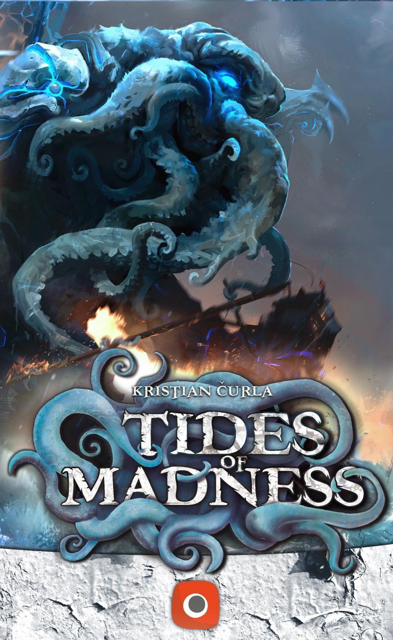 настольная игра Tides of Madness Приливы безумия