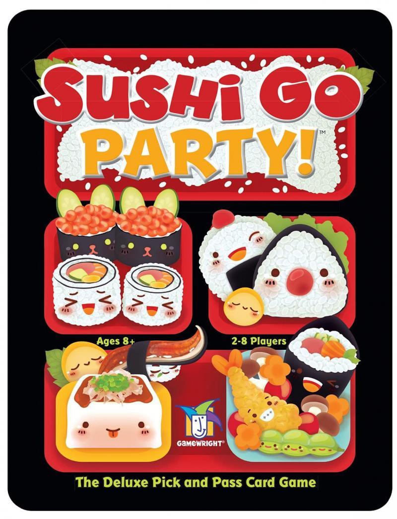 настольная игра Sushi Go Party! Суши Go Party!
