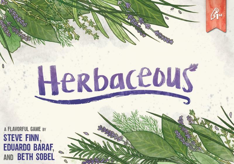 настольная игра Herbaceous Травянистый