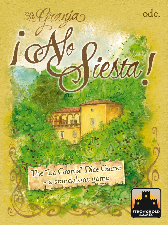настольная игра La Granja: No Siesta La Granja: нет сиесты