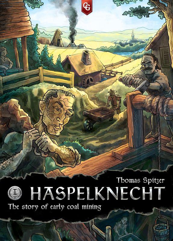 настольная игра Haspelknecht