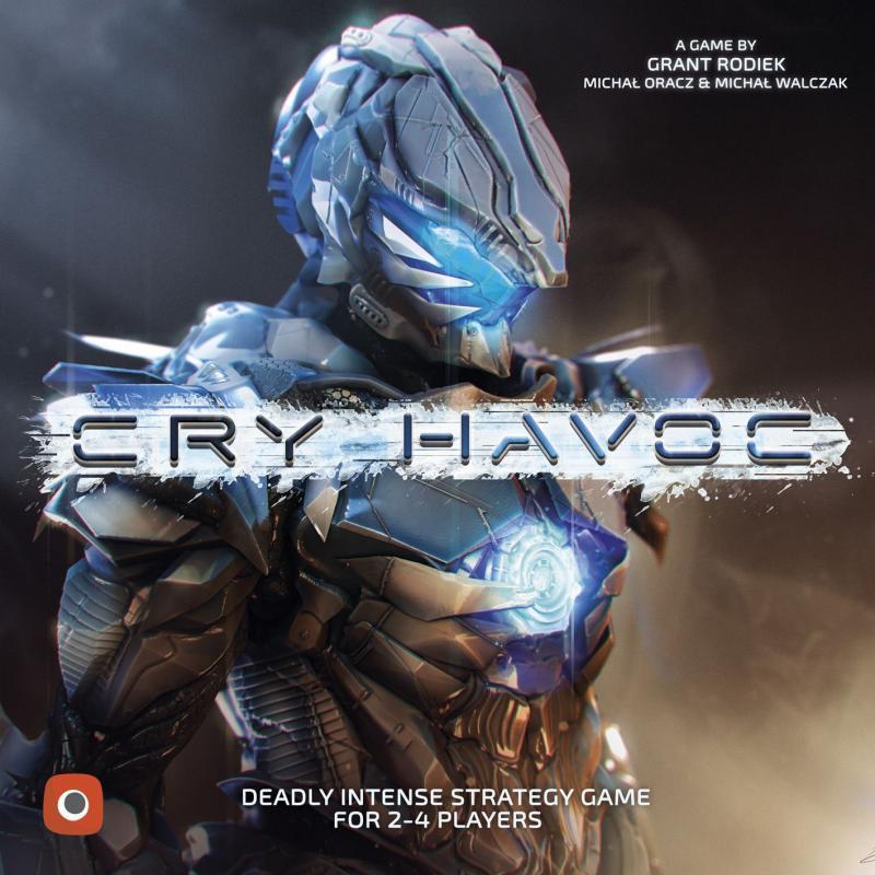 настольная игра Cry Havoc