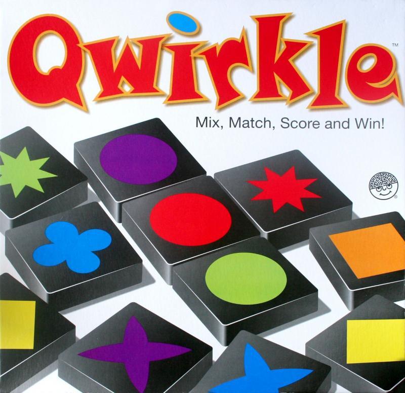 настольная игра Qwirkle