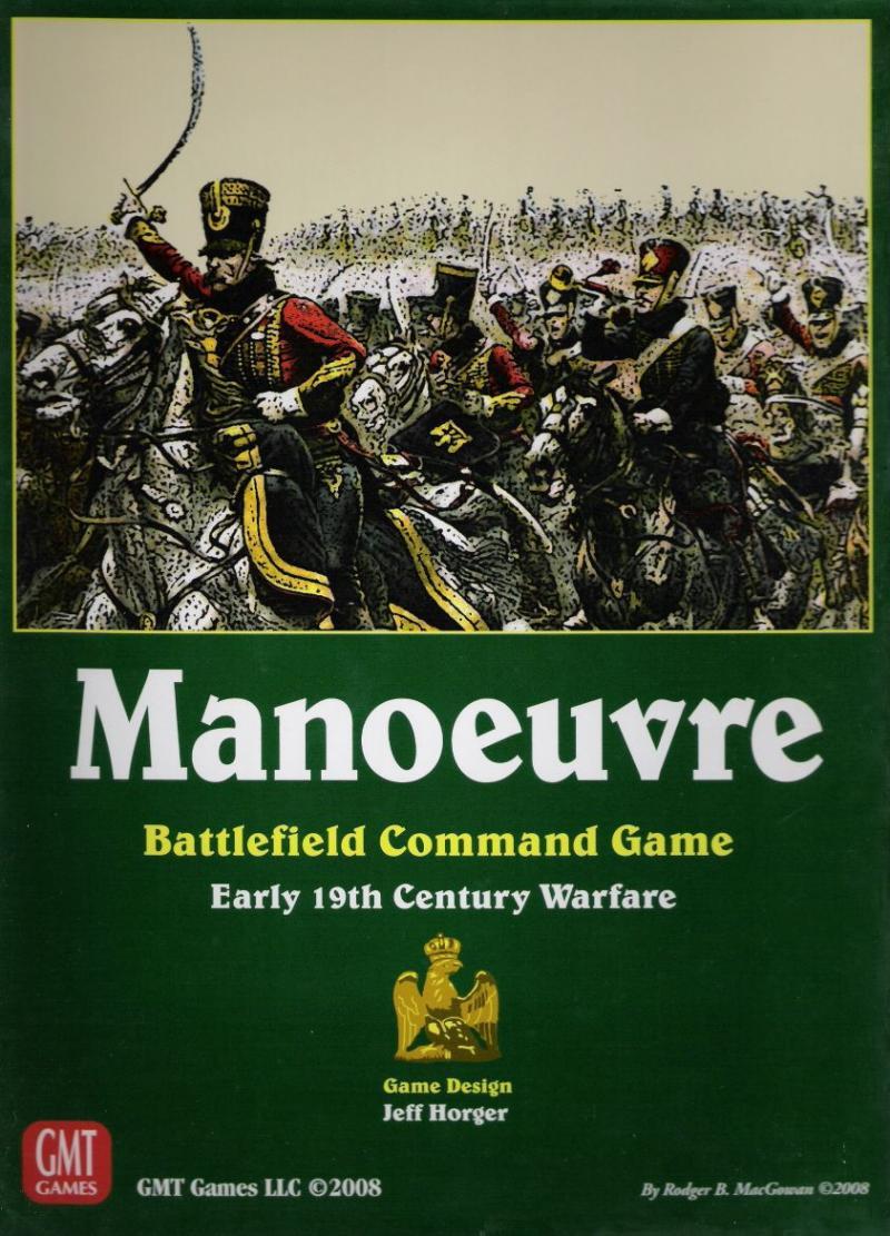 настольная игра Manoeuvre Маневрировать