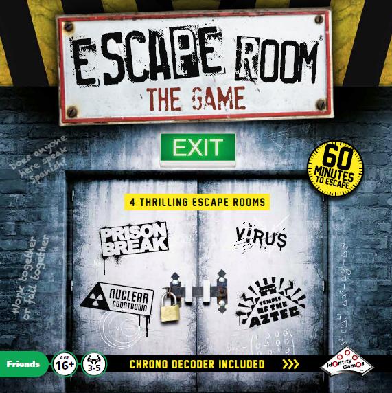 настольная игра Escape Room: The Game