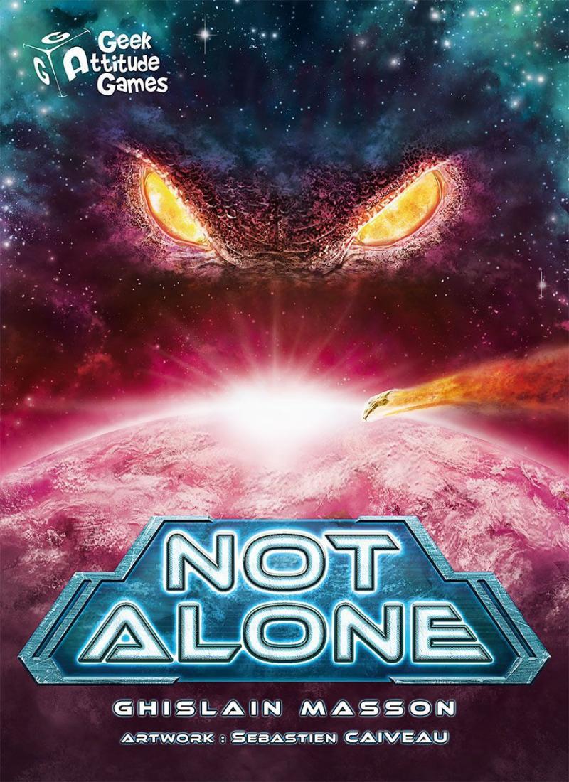 настольная игра Not Alone Не один