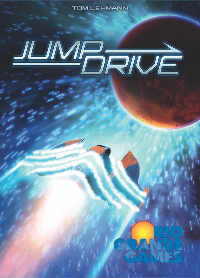 настольная игра Jump Drive