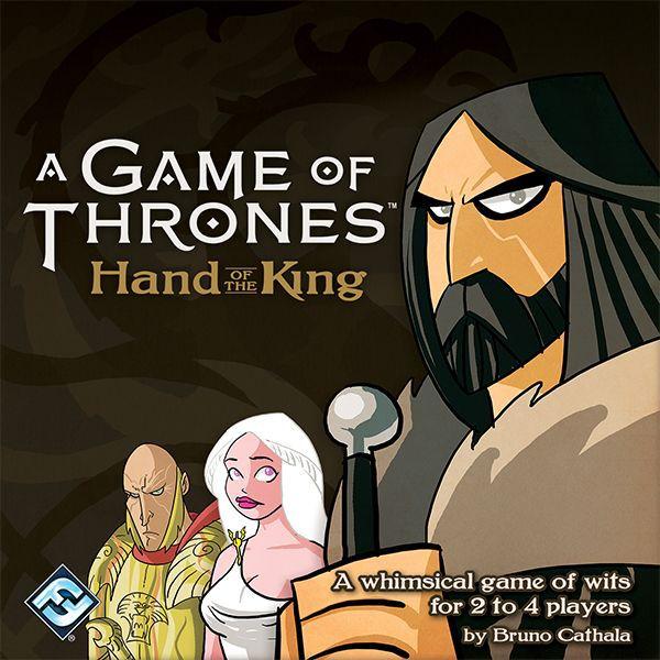настольная игра A Game of Thrones: Hand of the King Игра престолов: Рука короля