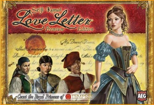 настольная игра Love Letter Premium Любовное письмо Премиум
