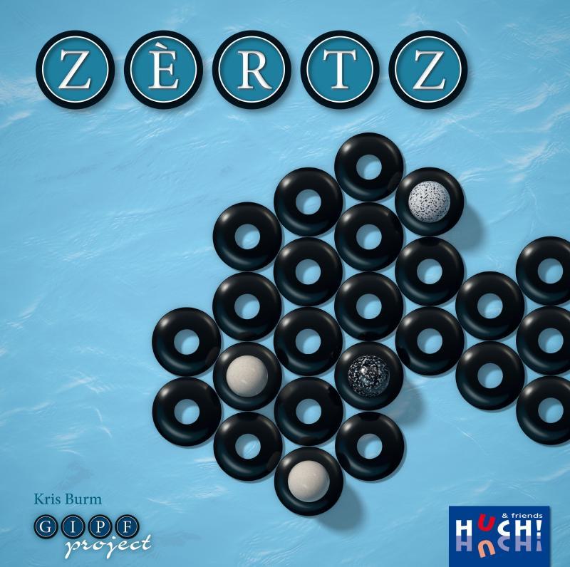 настольная игра ZÈRTZ