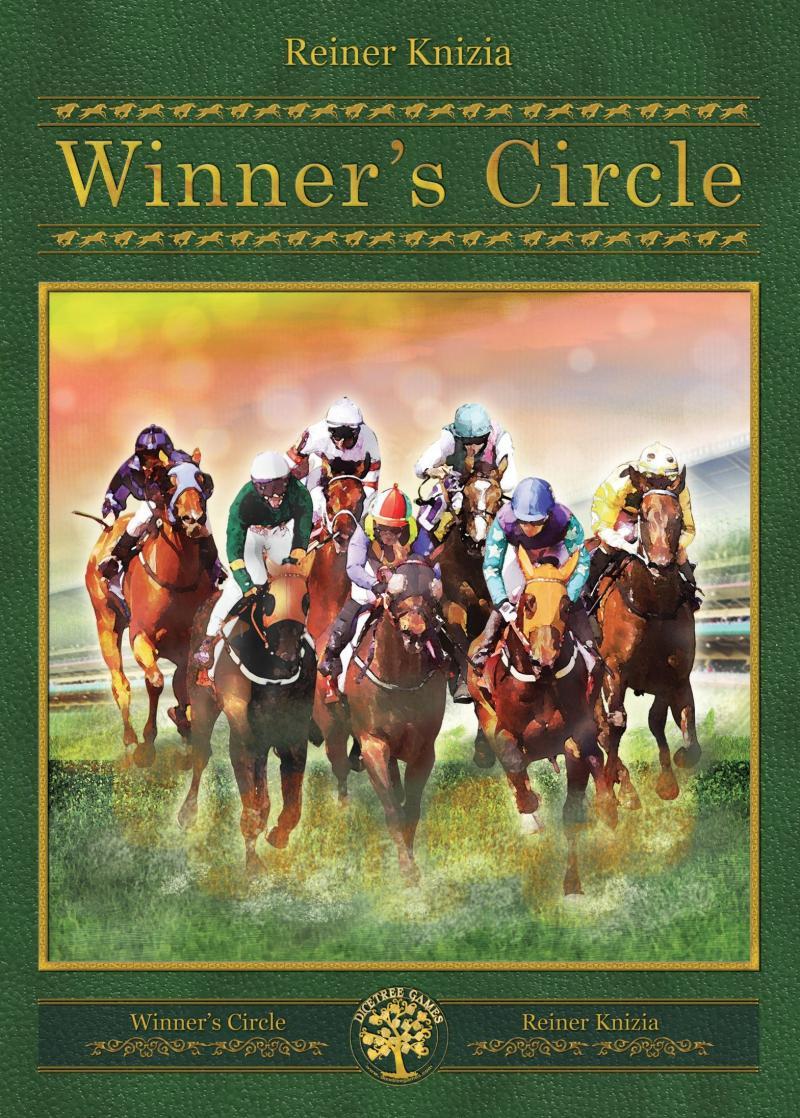 настольная игра Winner's Circle Круг победителя